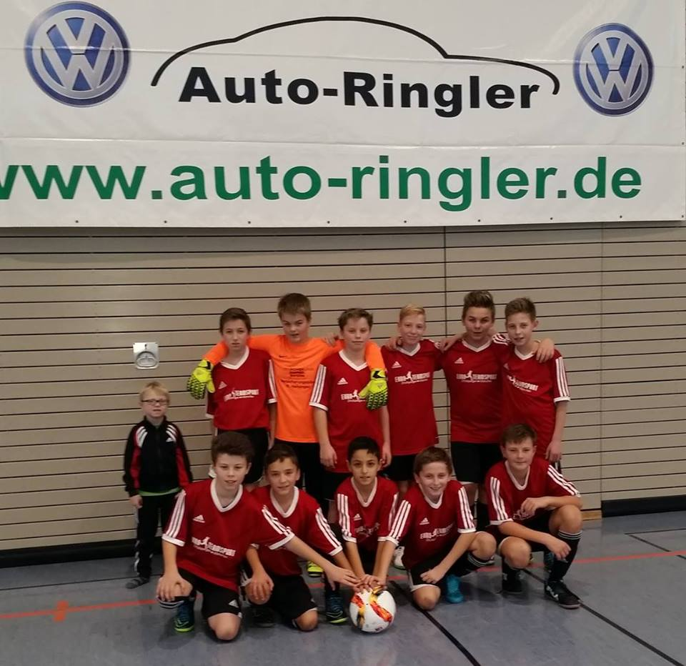 Auto Ringler Cup Sieger