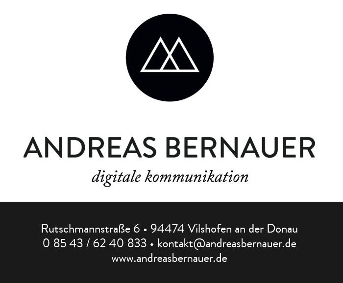 Andreas Bernauer - Digitale Kommunikation